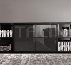 Итальянские мебель для тв - Стенка Johns Wide фабрика Minotti