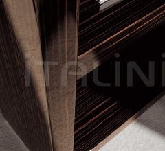 Книжный стеллаж Johns фабрика Minotti