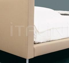 Кровать Gorky фабрика Minotti