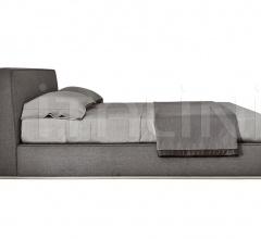 Кровать Powell bed.94 фабрика Minotti