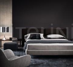 Кровать Tatlin фабрика Minotti
