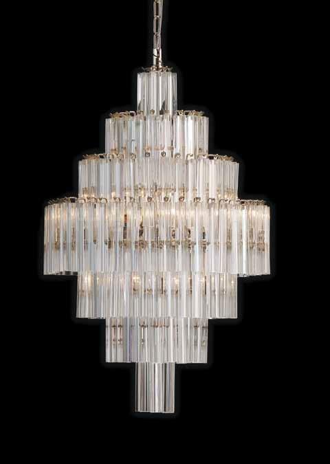 Подвесной светильник 1691/KR/TR Il Paralume Marina