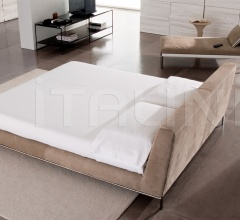 Кровать Wyman фабрика Minotti