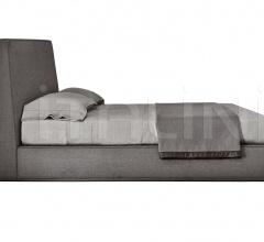 Кровать Powell bed.121 фабрика Minotti