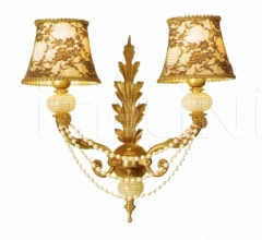 Настенный светильник 1529/A2 фабрика Il Paralume Marina
