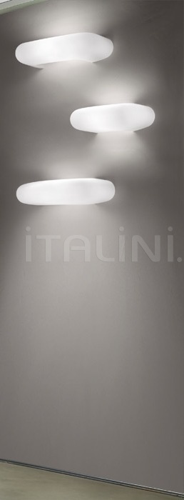 Настенный светильник DOS Vistosi
