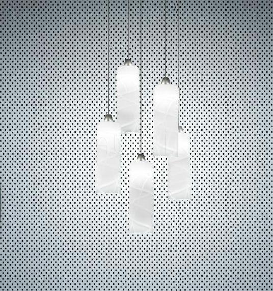 Подвесной светильник FOLLIA SP 5 P Vistosi