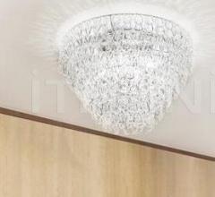 Потолочный светильник MINIGIOGALI PL 80 фабрика Vistosi