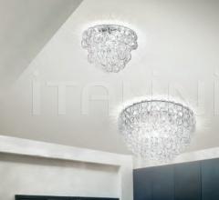Потолочный светильник GIOGALI PL 80/60/50 фабрика Vistosi