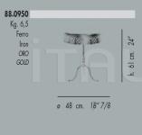 Кофейный столик 88.0950 Banci