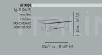Журнальный столик 87.9939 Banci