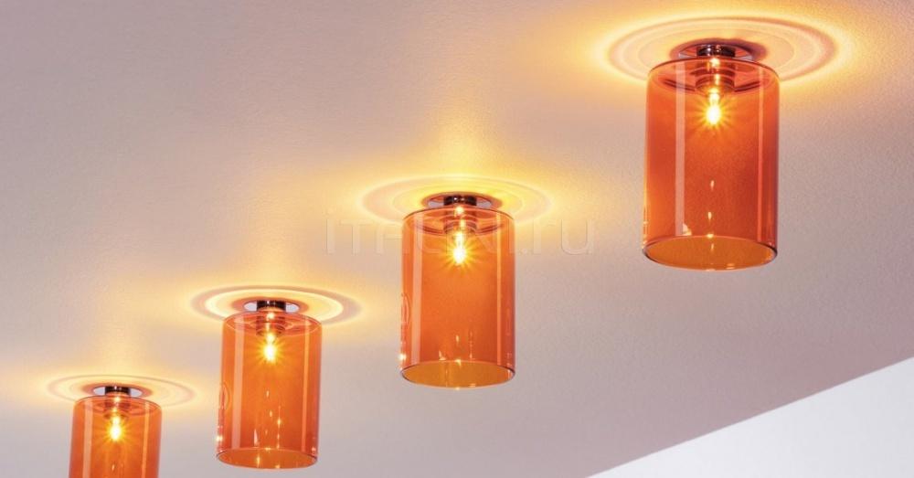 Потолочный светильник  SPILLRAY P Axo Light