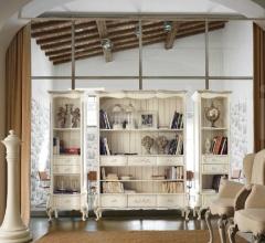 Книжный стеллаж 1370+1372 фабрика Volpi