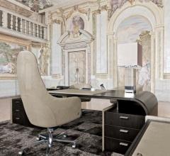 Письменный стол Gramercy 270 фабрика Smania