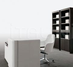 Письменный стол Gramercy 240 фабрика Smania