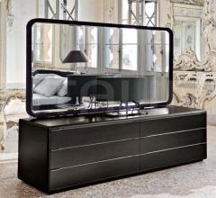 Настенное зеркало Continental 200 фабрика Smania