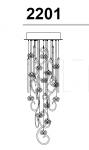 Потолочный светильник 2201/36 Italamp