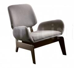 Кресло Parcher фабрика Smania
