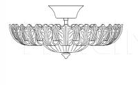 Потолочный светильник 74/65 Italamp