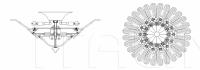Потолочный светильник 83/65 Italamp