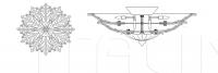 Потолочный светильник 69/120D Italamp