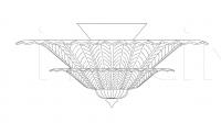Потолочный светильник 64/100D Italamp