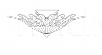 Потолочный светильник 73/70 Italamp