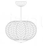 Подвесной светильник 58/55 Italamp
