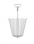 Подвесной светильник 612/40S Italamp