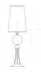 Настольный светильник 8095/LG Italamp