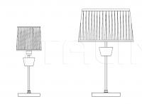 Настольный светильник 465/LP/LG Italamp