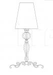 Настольный светильник 341/LG Italamp