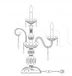 Настольный светильник 260/LT Italamp