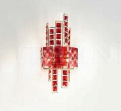 Настенный светильник Crystalline 493/2A фабрика IDL Export