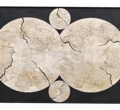 Интерьерная миниатюра Map фабрика Smania