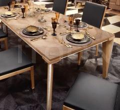 Стол обеденный Sharp фабрика Smania