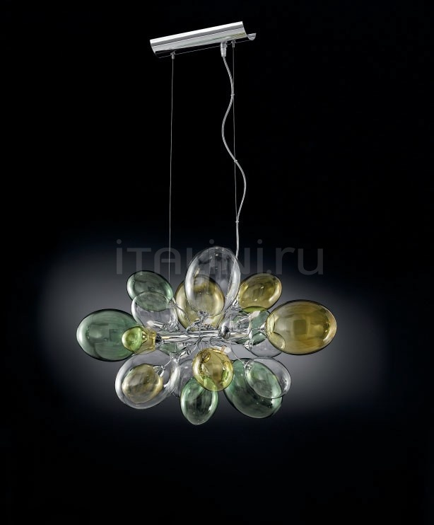 Подвесной светильник Nuvola 372/6S IDL Export