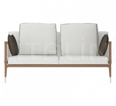 Двухместный диван Amalfi фабрика Smania
