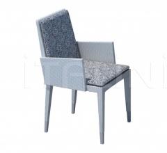 Итальянские стулья - Стул с подлокотниками Caprera фабрика Smania