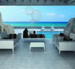 Кофейный столик столик Capri фабрика Smania