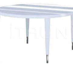 Итальянские столы - Круглый стол Giglio фабрика Smania