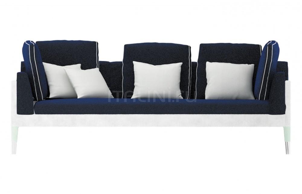 Трехместный диван Maratea Smania