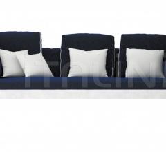 Итальянские диваны - Трехместный диван Maratea фабрика Smania