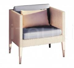 Итальянские кресла - Кресло Palau фабрика Smania