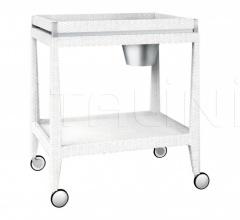 Итальянские сервировочные столики - Сервировочный столик Procida фабрика Smania