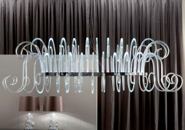 Подвесная лампа Fountains chandelier Giorgio Collection