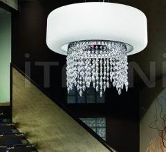 Подвесной светильник Tiffany 9044/3+1SG фабрика IDL Export