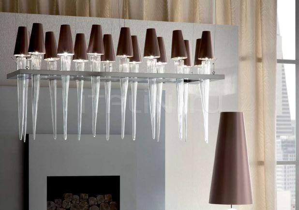 Подвесная лампа Torches chandelier Giorgio Collection