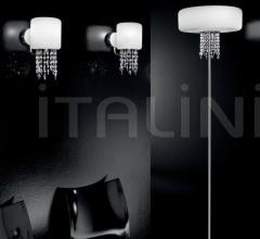 Торшер Tiffany 9044/3P фабрика IDL Export