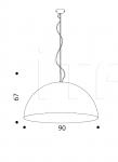 Подвесной светильник Amalfi 478/90 IDL Export